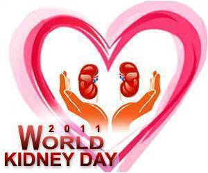 World Kidney Day 2011 -