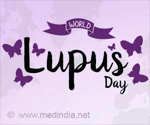"""World Lupus Day: """"Let's Join Together to Fight Lupus"""""""
