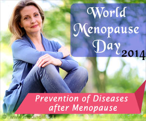 World Menopause Day 2014 - Prevention of Diseases After Menopause