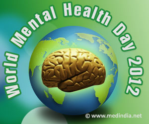 World Mental Health Day 2012: Reaching Out to the Depressed