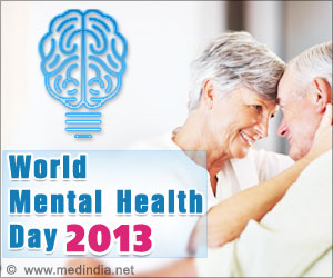 World Mental Health Day 2013