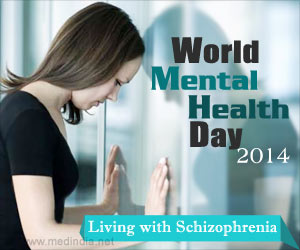 World Mental Health Day 2014: Living With Schizophrenia