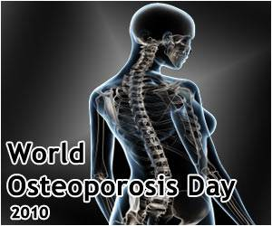 World Osteoporosis Day - 'Don't Bend to Osteoporosis'