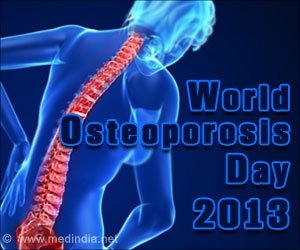World Osteoporosis Day 2013