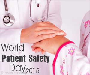 World Patient Safety Day 2015
