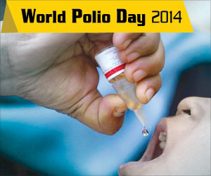 World Polio Day 2014 - Risk of the Deadly Disease Still Persists