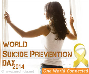 World Suicide Prevention Day 2014: 'One World Connected'