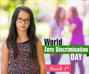 World Zero Discrimination Day 2016