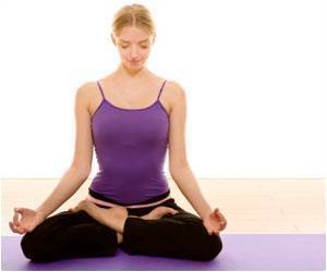 Yoga And Menstruation - Gomukhasana or cow face