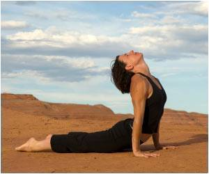 Yoga During Menopause Reduces Insomnia