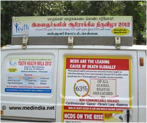 Youth Health Mela 2012- Aspiring for a Healthy India