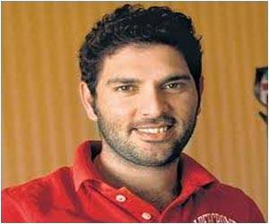 I Will Draw Inspiration from Armstrong in Battling Illness: Yuvi