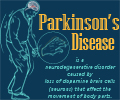 Infographics on Parkinson's Disease