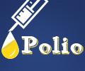 Infographics on Polio