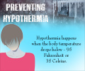 Infographics on Preventing Hypothermia