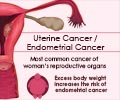 Infographics on Uterine cancer