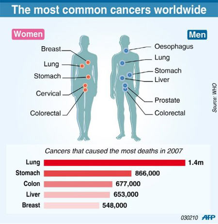 Cancer - Lifetime Risk