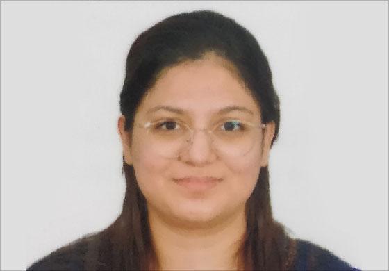 Dr. Anchal Tripathi