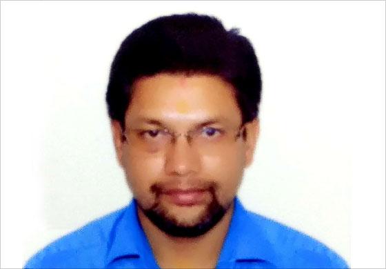 Dr. Bijaya Kumar Meher