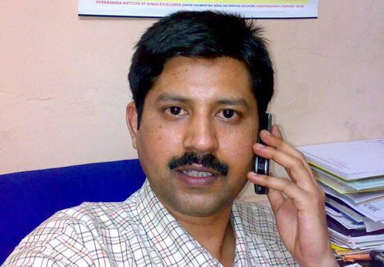 Dr. Raviraj Ghorpade