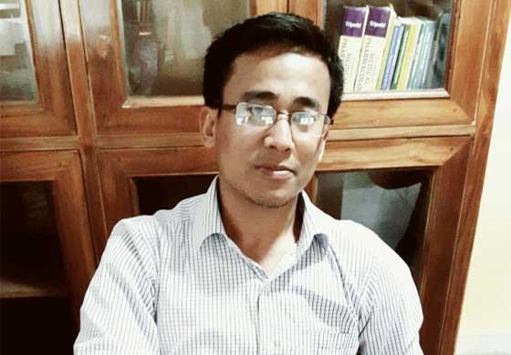 Dr. Dinakumar Yambem