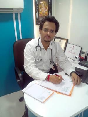Dr. Dhiraj Bhanushali