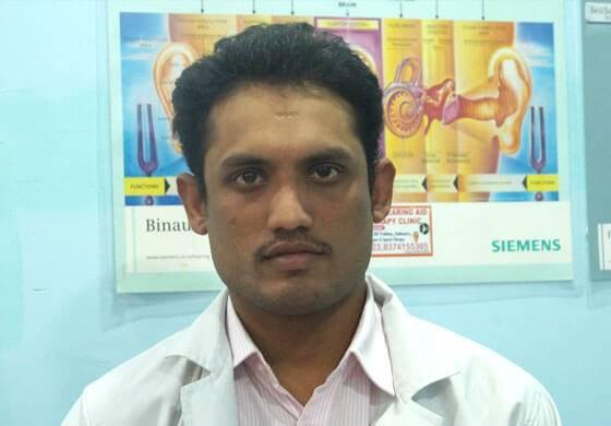 Dr. Nagender Kankipati