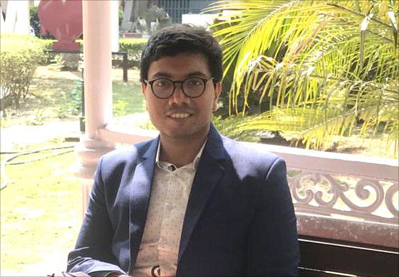 Dr. Niladri Das