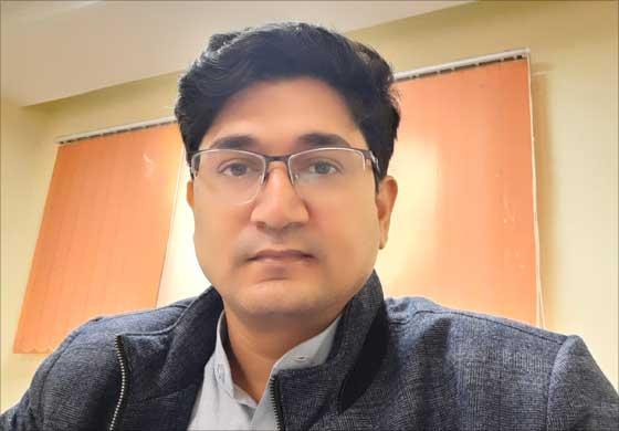 Dr. Prashant Kr Tripathi