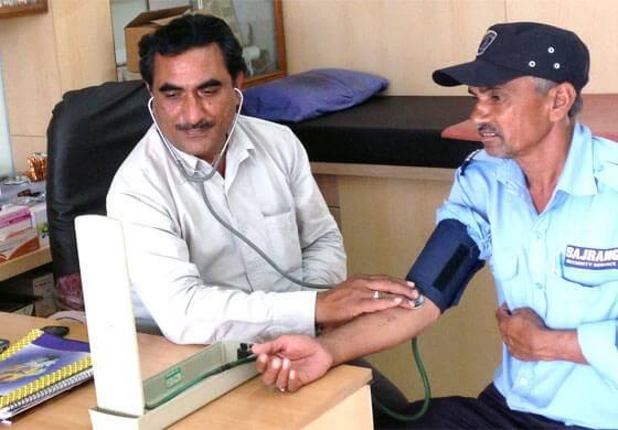 Dr. Vikrambhai Patel