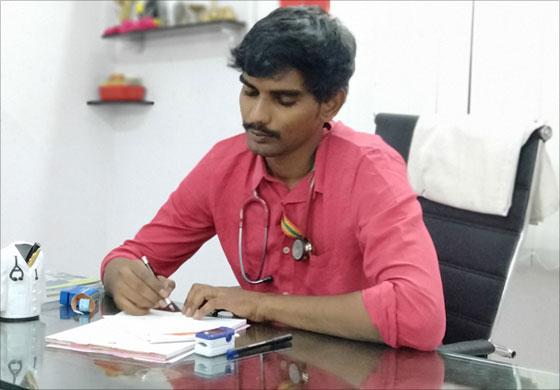 Dr. Balamurali Krishnan
