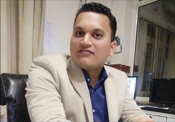 Dr. Devesh  Dwivedi