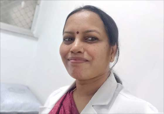 Dr. Gomathy E