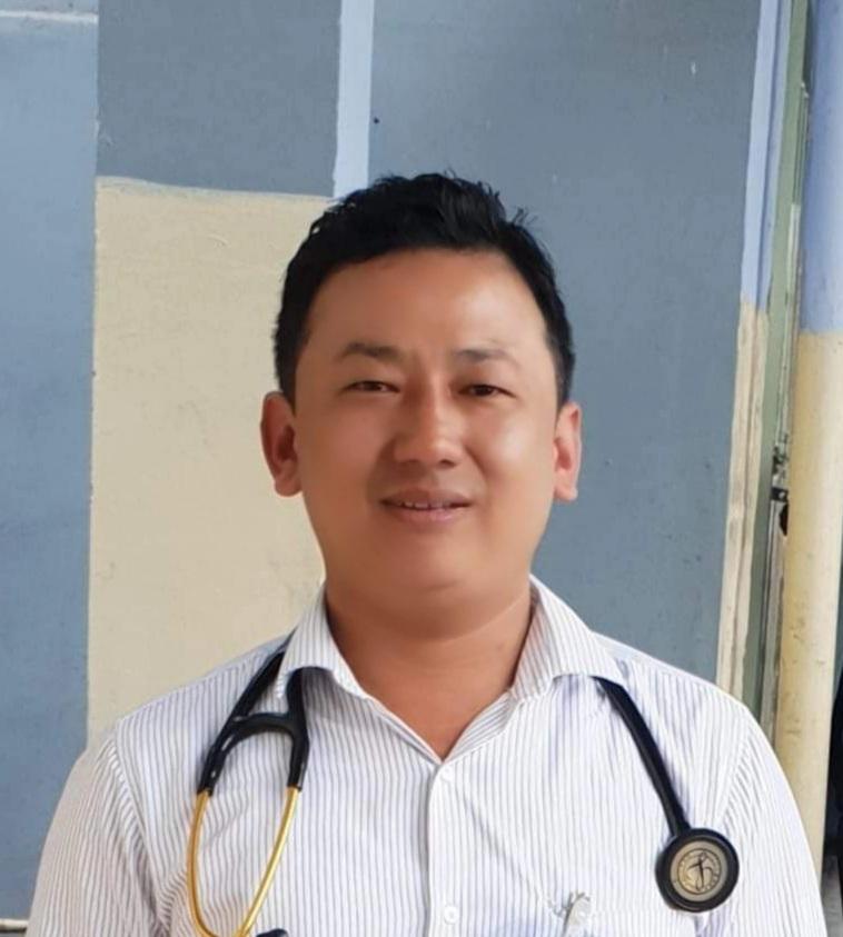 Dr. Jeetendra Gurung