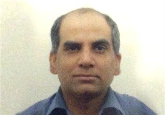 Dr. Madhavan Seshadri
