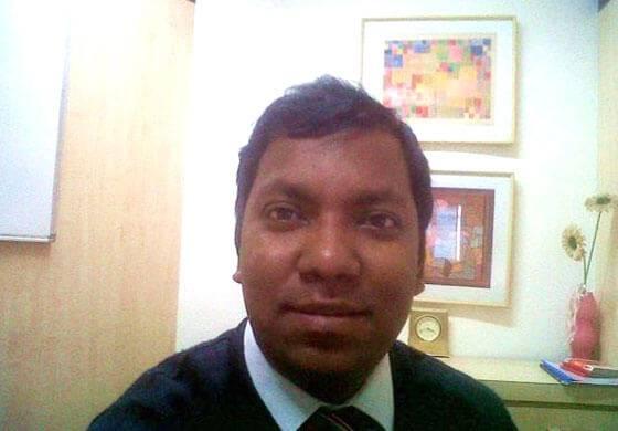 Dr. Nayan Mali