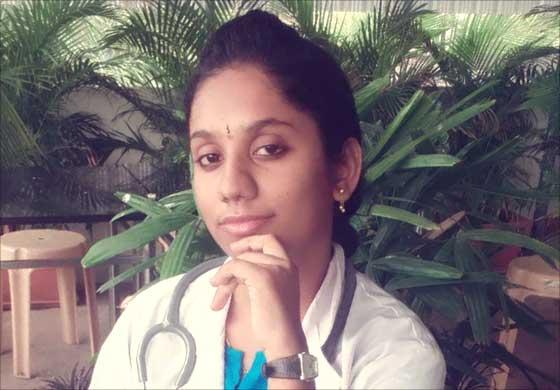 Dr. Nivedita H