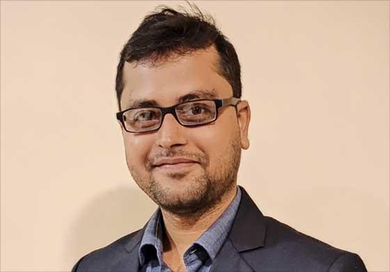 Dr. Pranjal Jyoti Chakravarty