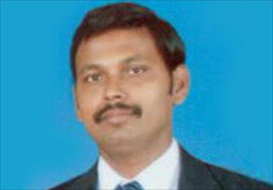 Dr. Poovendran Thangaraj