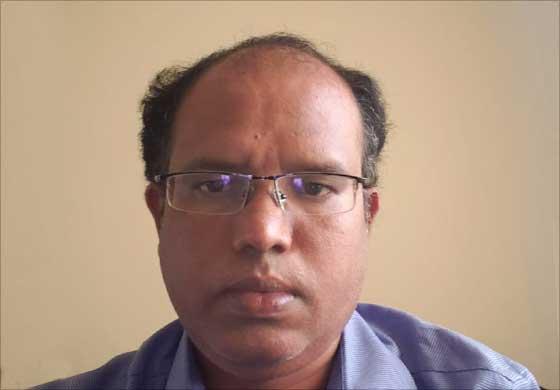 Dr. Ravi Kyadiggeri