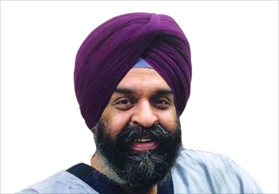 Dr. Gurbilas P. Singh