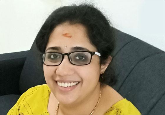 Dr. Rajeevalochana Parthasarathy