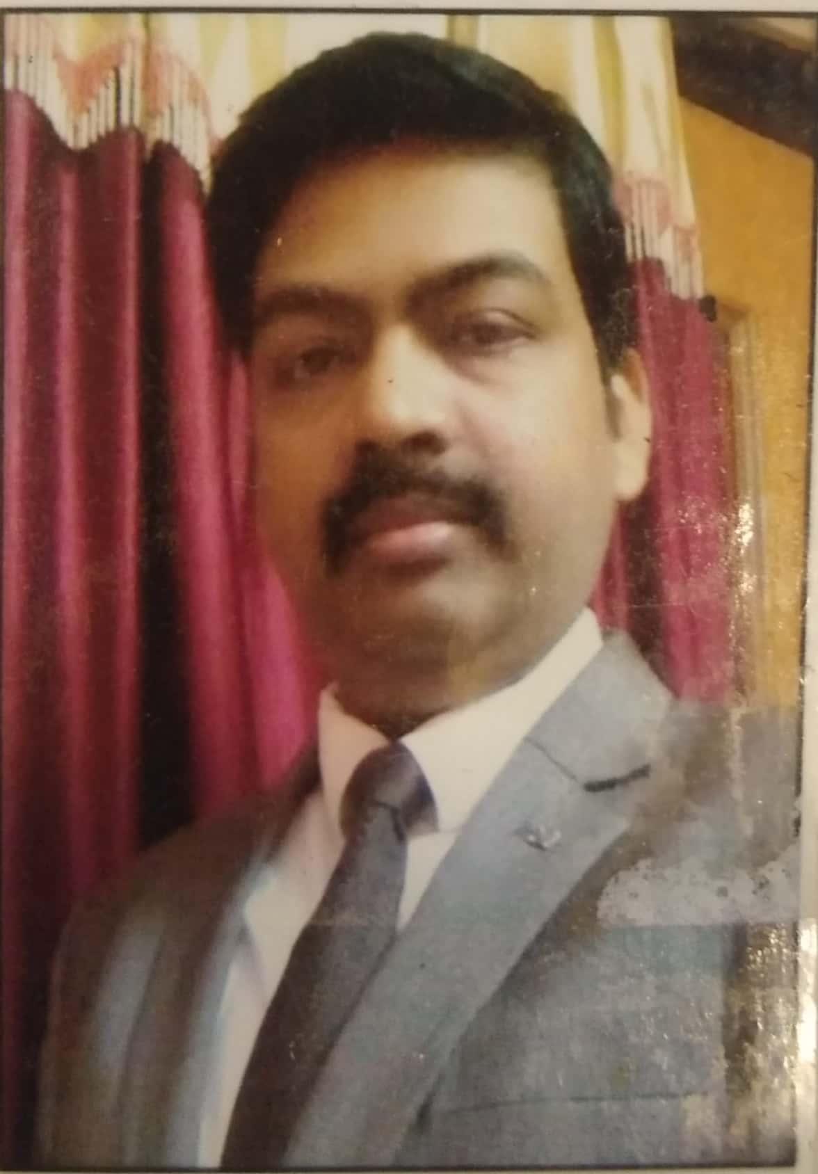 Dr. Sachin Srivastava