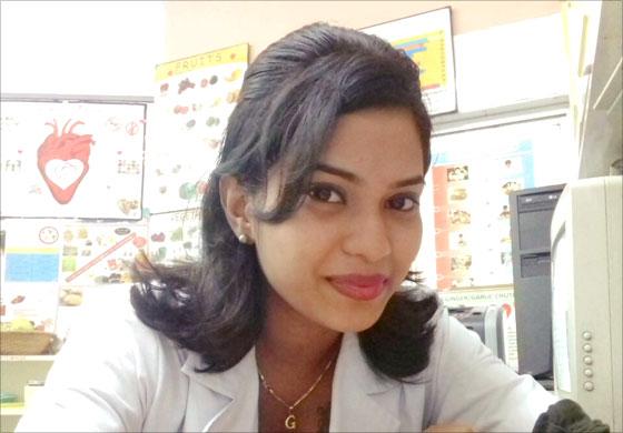 M. Govardhani Mathiyazhagan