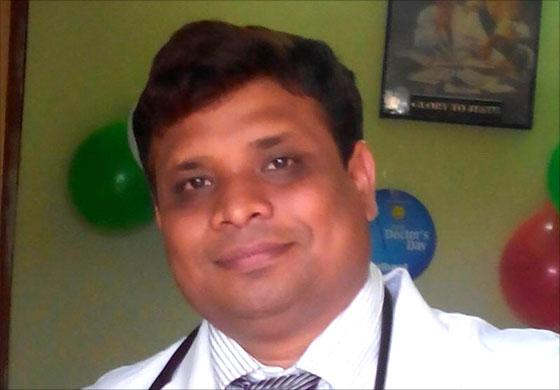 Dr. John Masih
