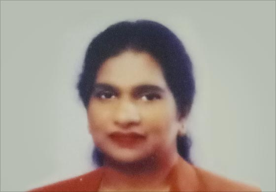 Dr. Julia Chandra Ruby Dasan