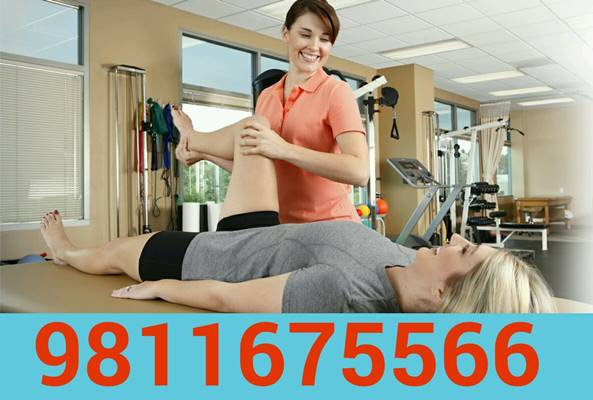Dr. Mohit Sharma Physiotherapist