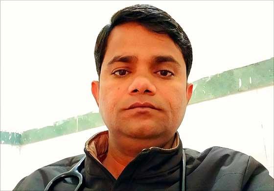 Dr. Prem Raj Meena