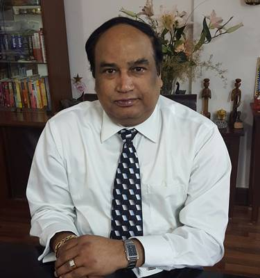 Dr.  Murthy P S