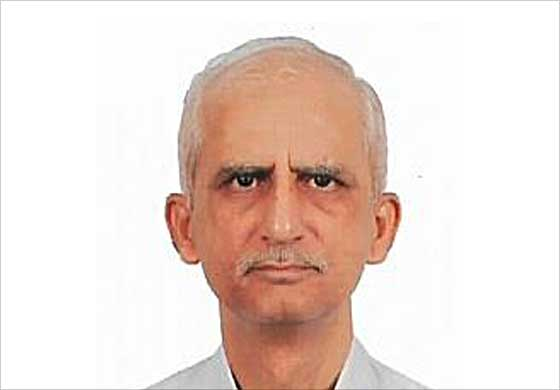 dr. Vijayaraghavan padmanabhan